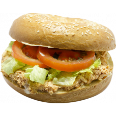 BAGEL'S POULET SPICY